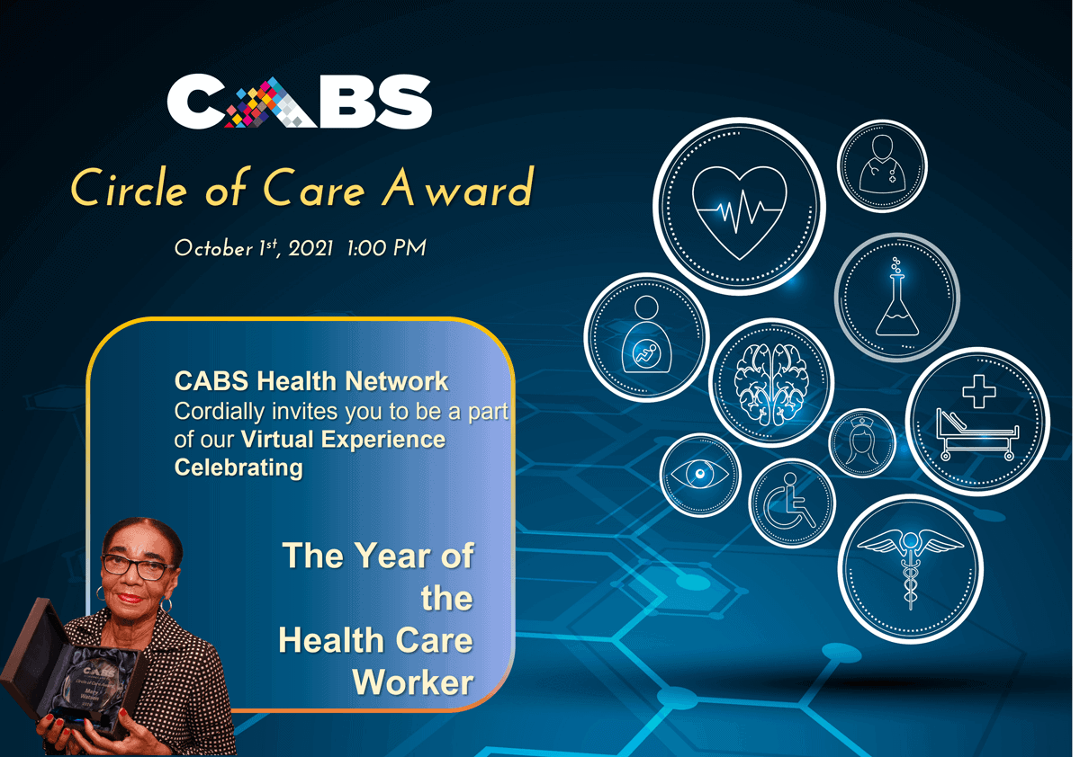 The 3rd Annual CABS Circle of Care Awards (COCA)